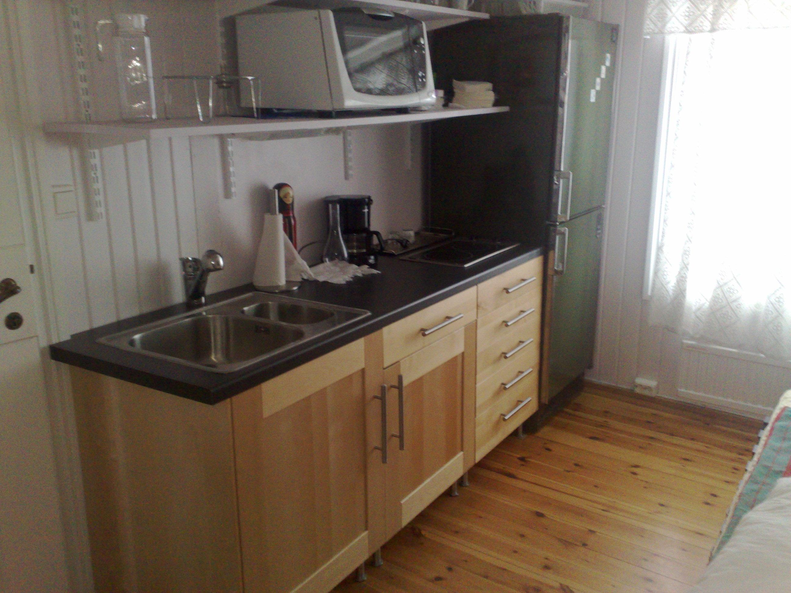 Kjøkkenbenk Vetlstugua