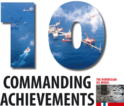 10 Commanding achievements